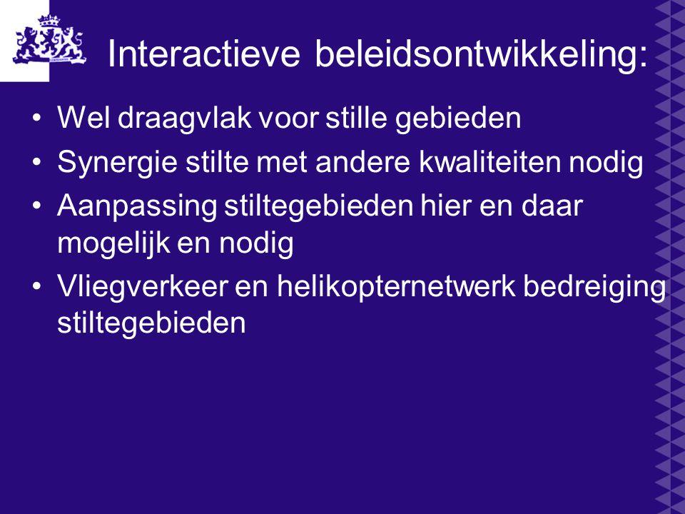 Interactieve beleidsontwikkeling: