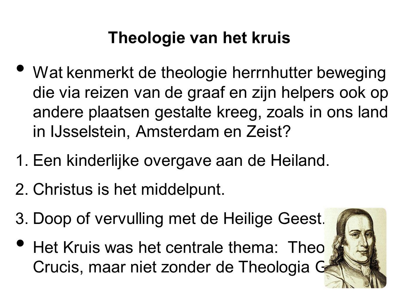 Theologie van het kruis
