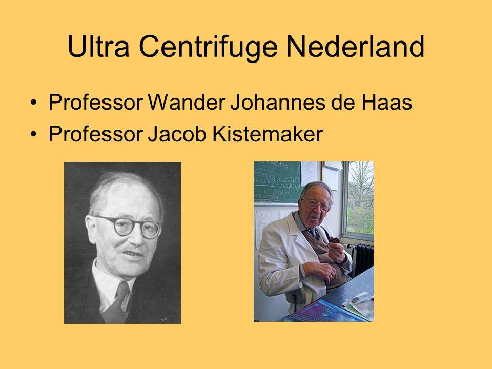 Ultra Centrifuge Nederland