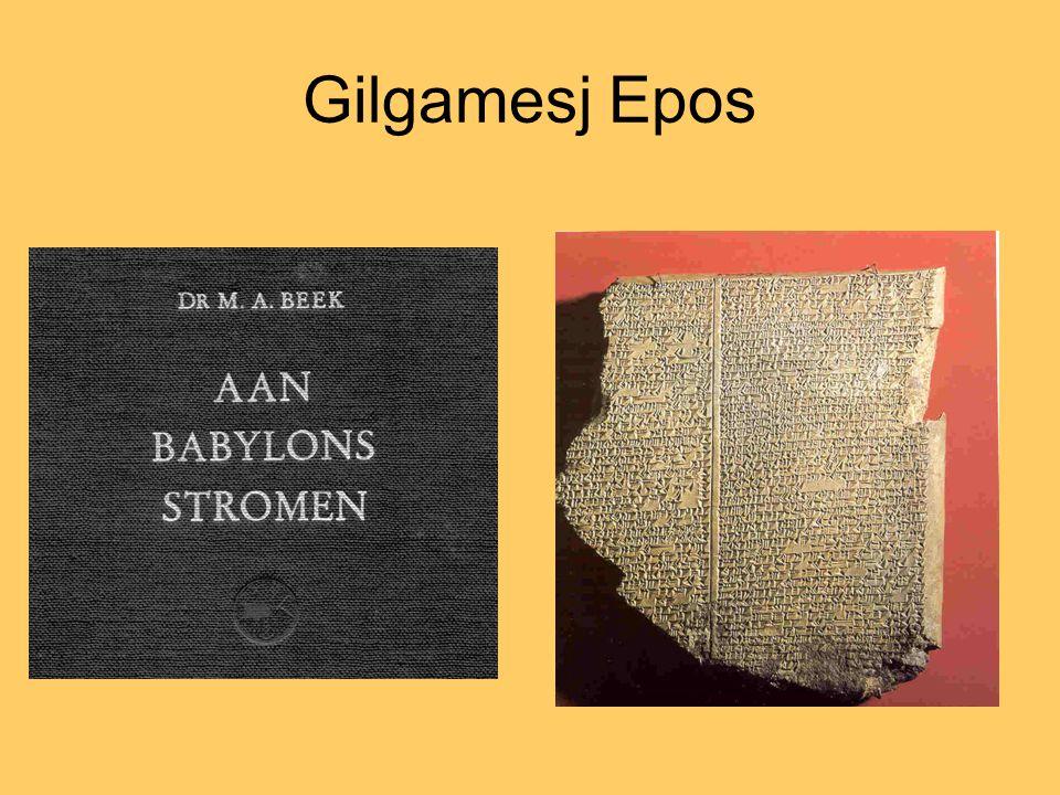Gilgamesj Epos