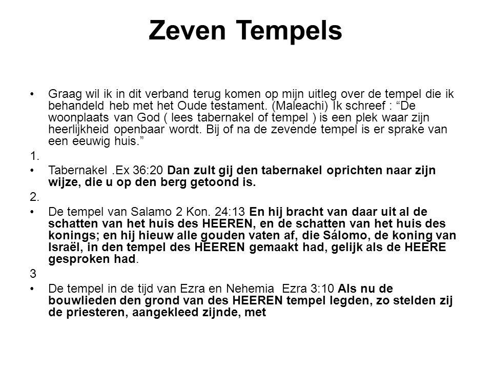 Zeven Tempels