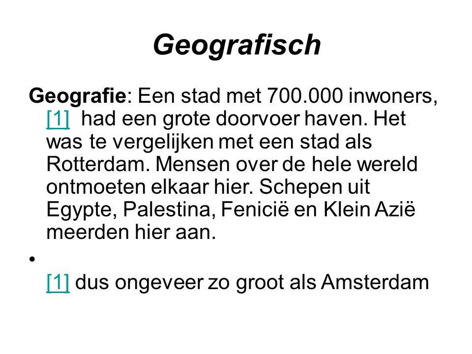 Geografisch