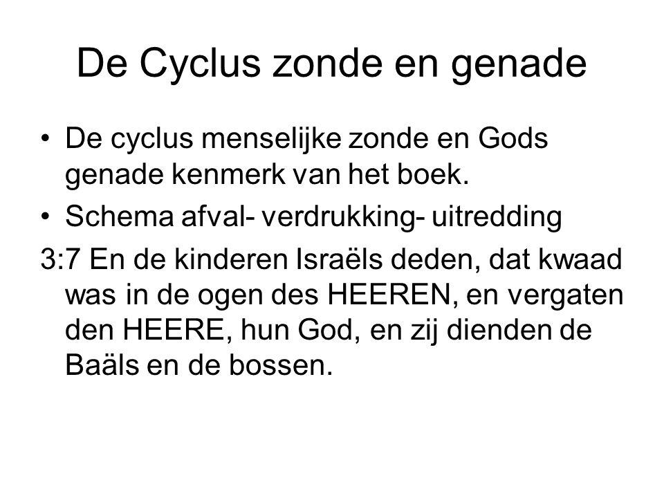 De Cyclus zonde en genade