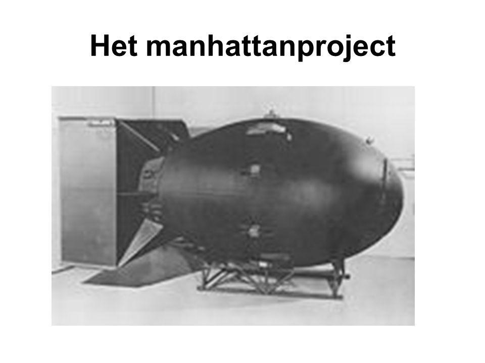 Het manhattanproject
