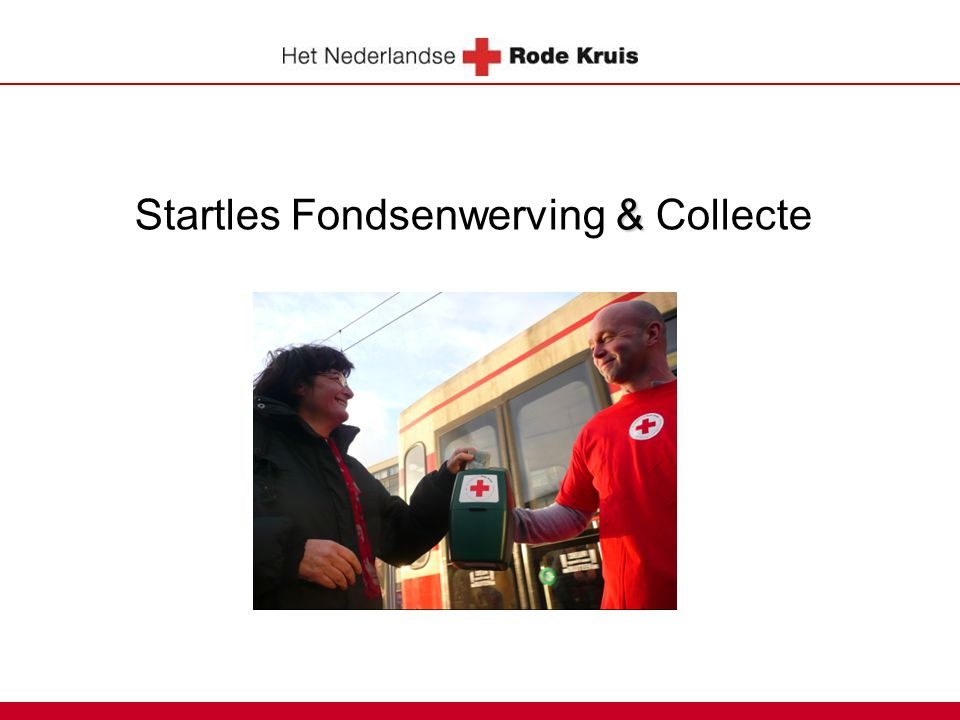 Startles Fondsenwerving & Collecte