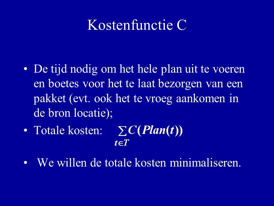 Kostenfunctie C