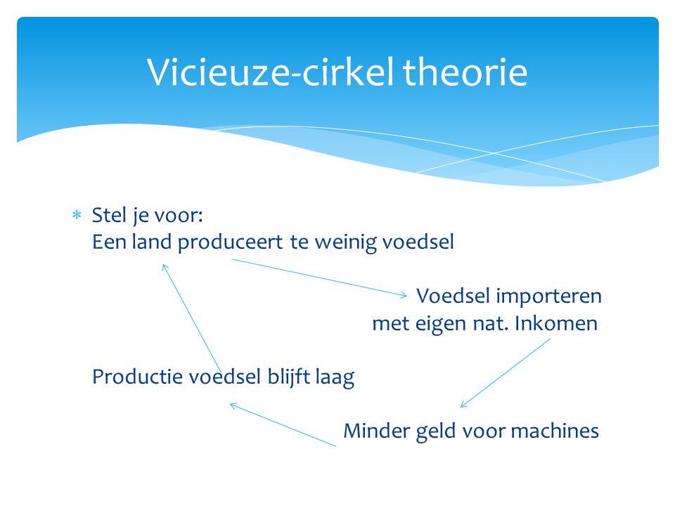 Vicieuze-cirkel theorie