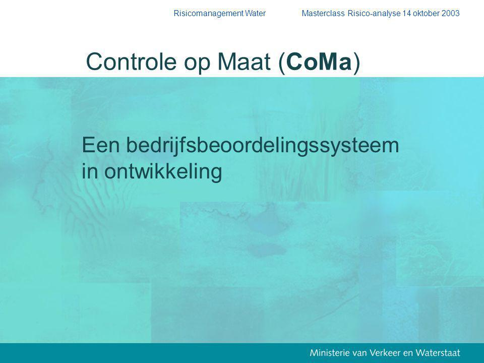 Controle op Maat (CoMa)