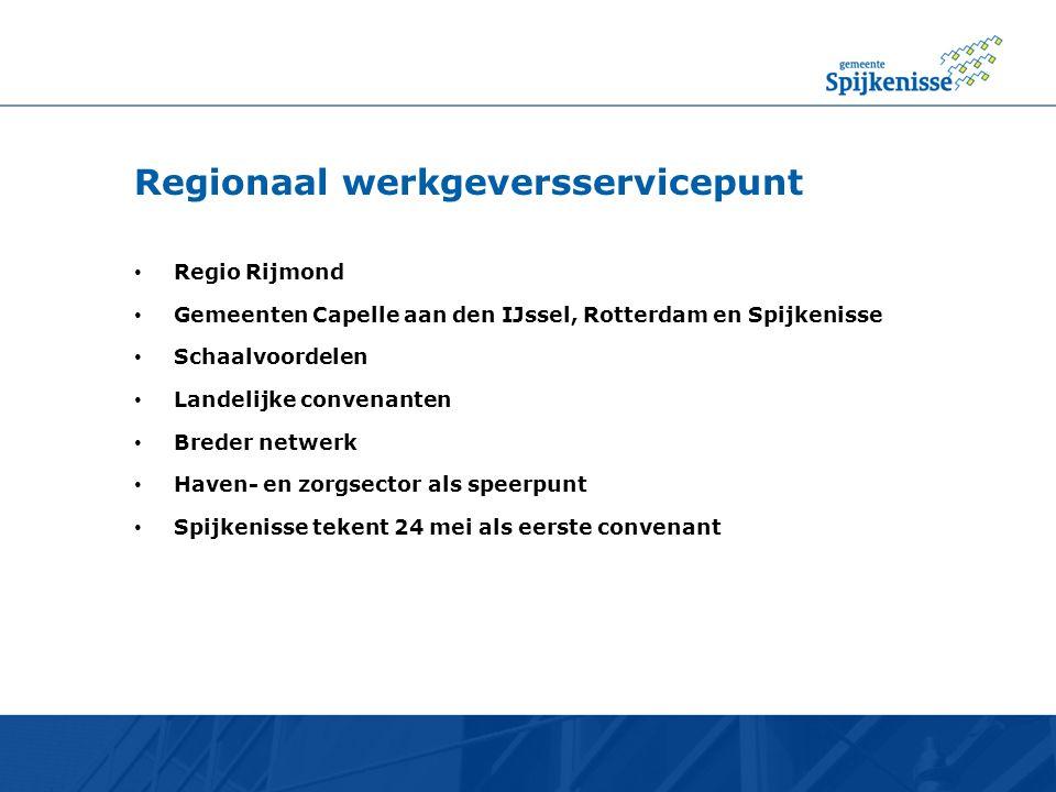 Regionaal werkgeversservicepunt