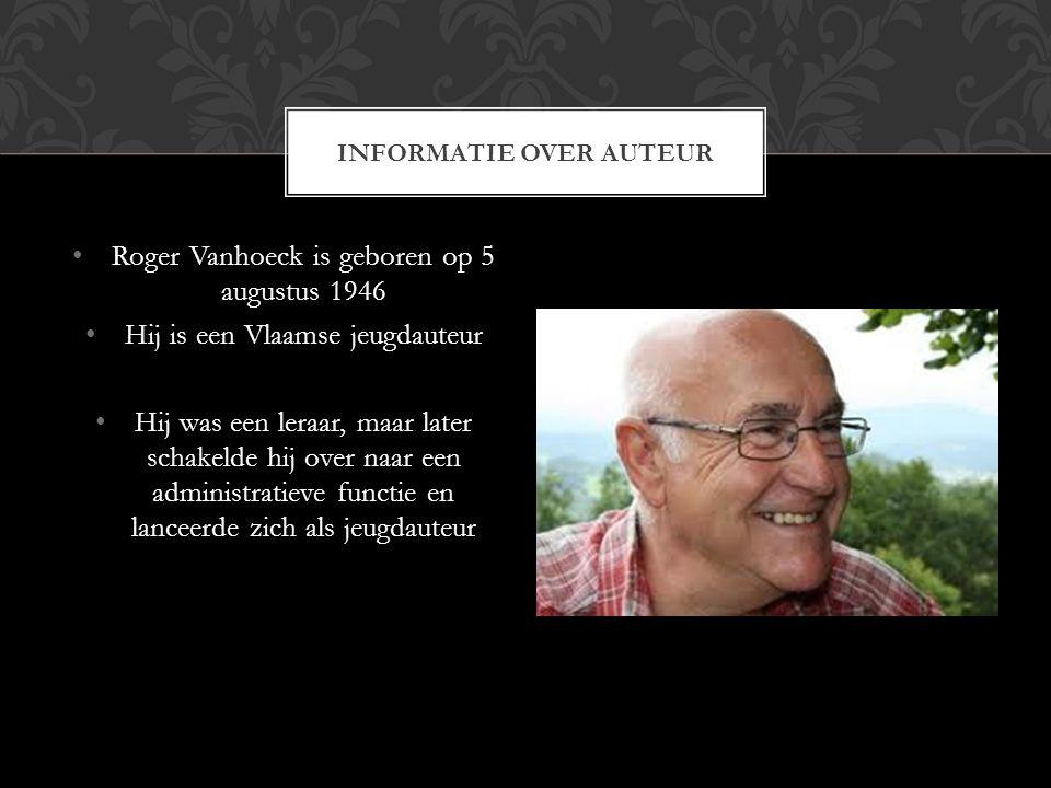 Informatie over auteur