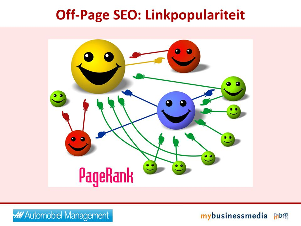 Off-Page SEO: Linkpopulariteit