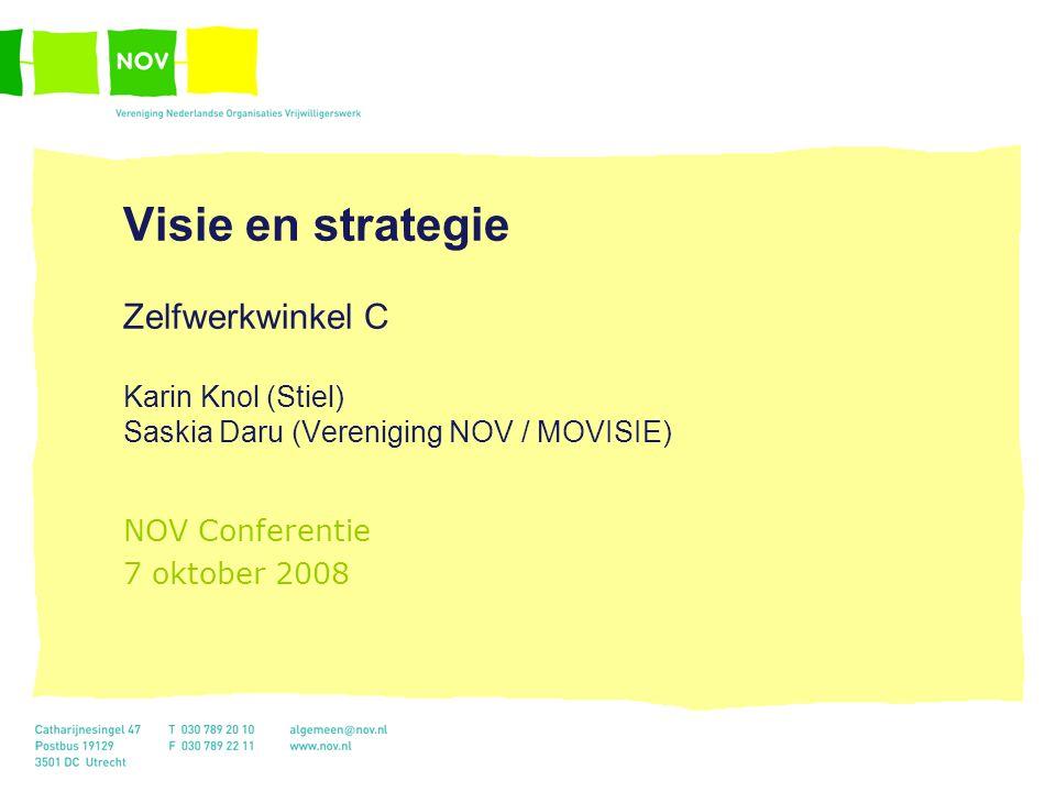 NOV Conferentie 7 oktober 2008