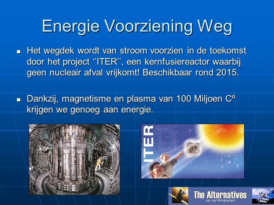 Energie Voorziening Weg
