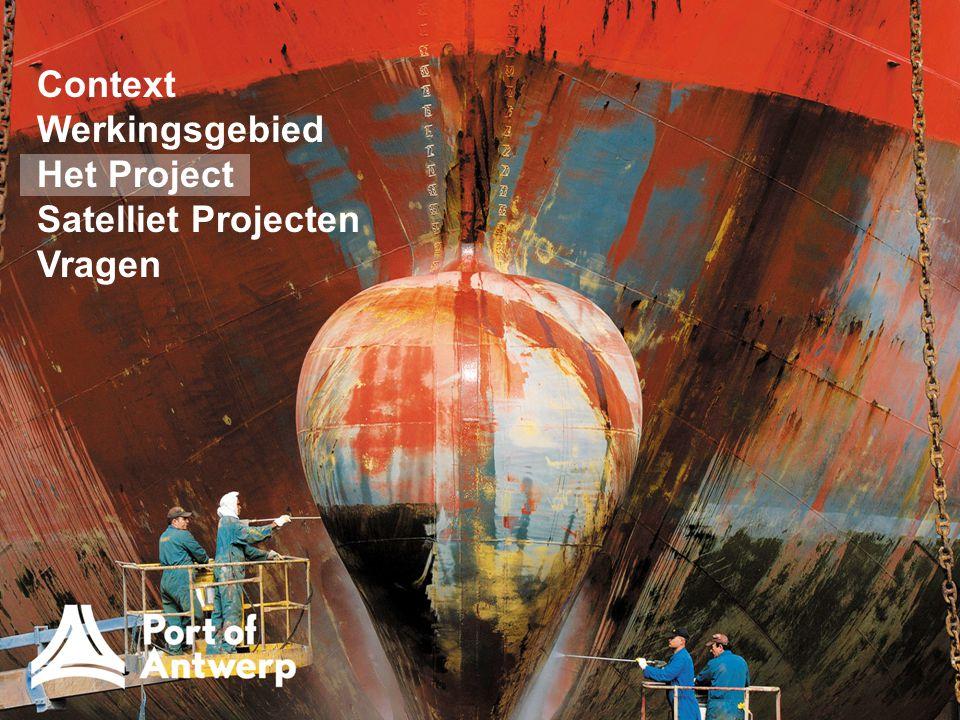 Missie Het APICS2 project wil binnen een termijn van drie jaar een innoverend haveninformatiesysteem ontwikkelen voor de haven van Antwerpen.