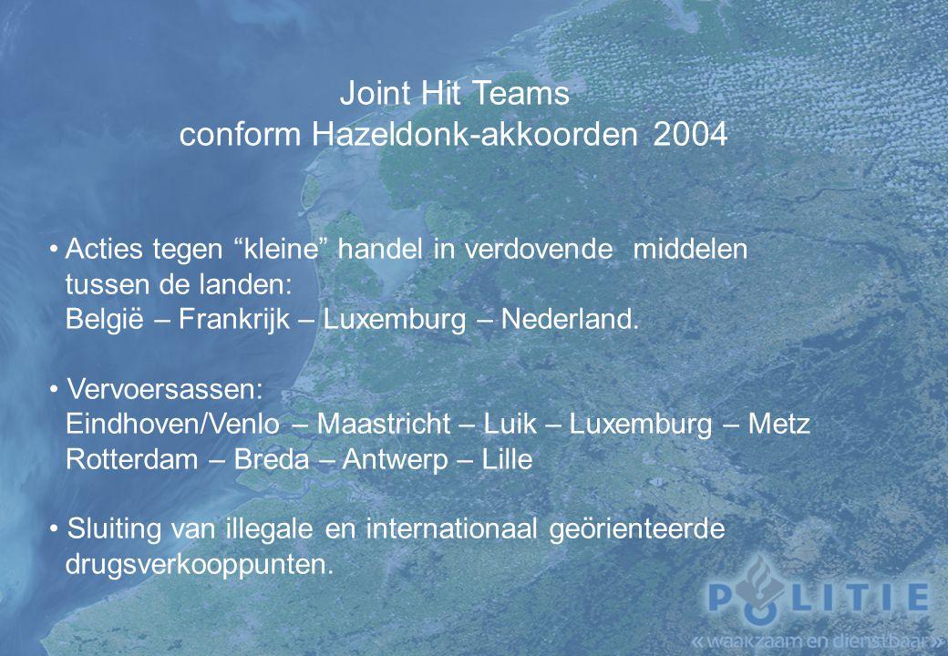 conform Hazeldonk-akkoorden 2004