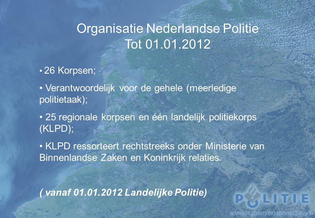 Organisatie Nederlandse Politie