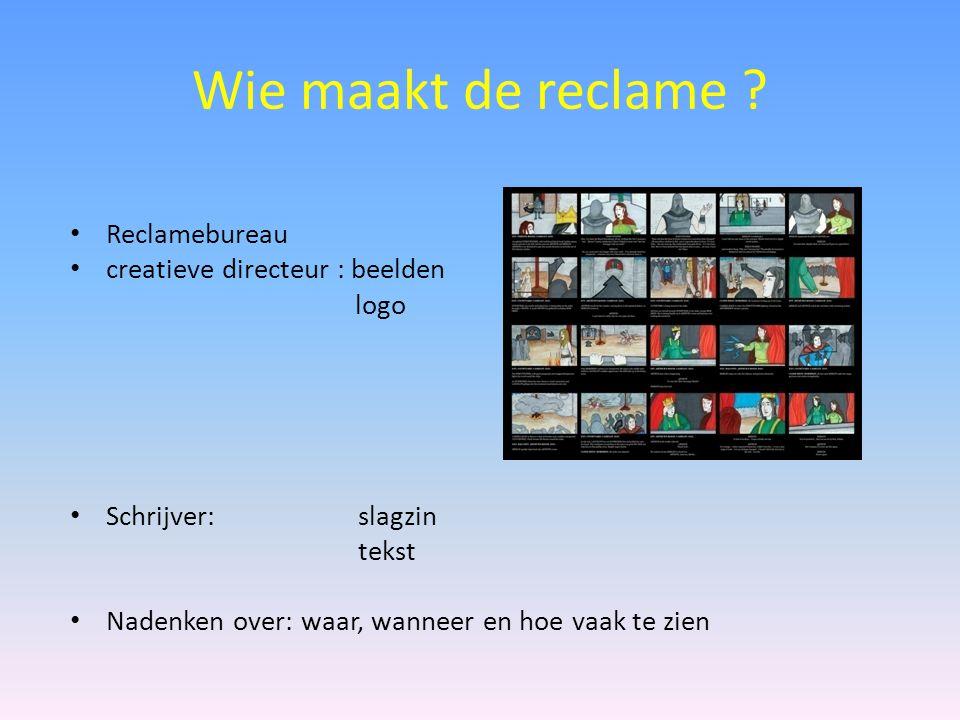 Wie maakt de reclame Reclamebureau creatieve directeur : beelden