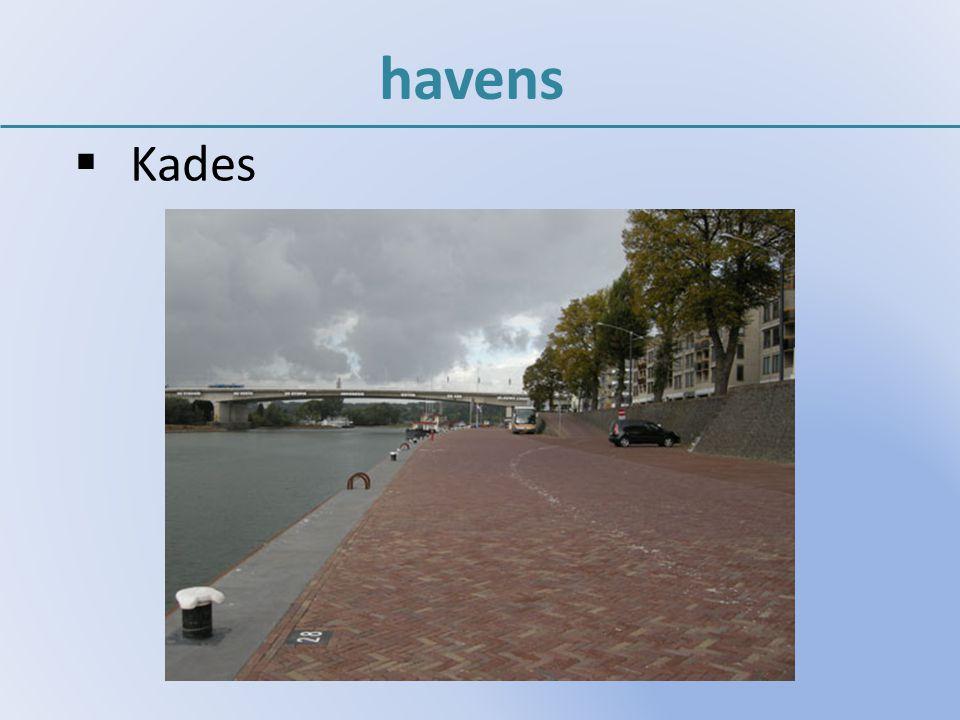 havens Kades