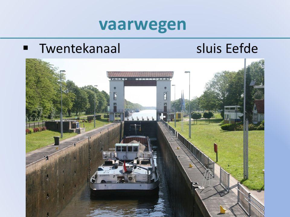 Twentekanaal sluis Eefde