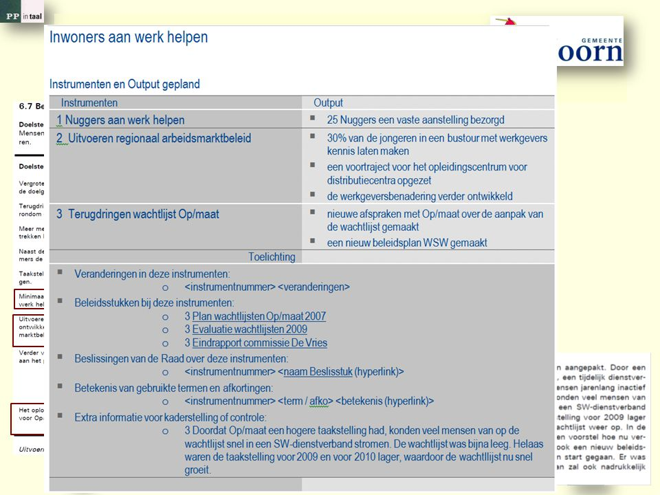 Voorbeeld 2010 _Op/maat oud en nieuw