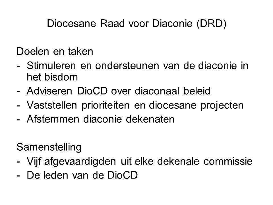 Diocesane Raad voor Diaconie (DRD)