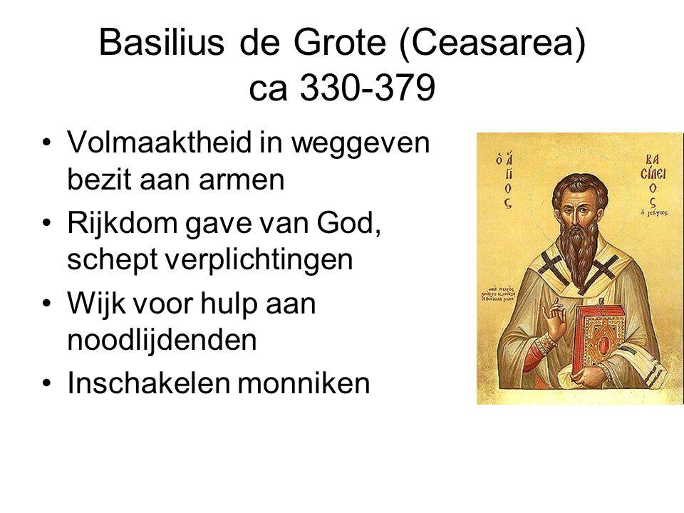 Basilius de Grote (Ceasarea) ca 330-379