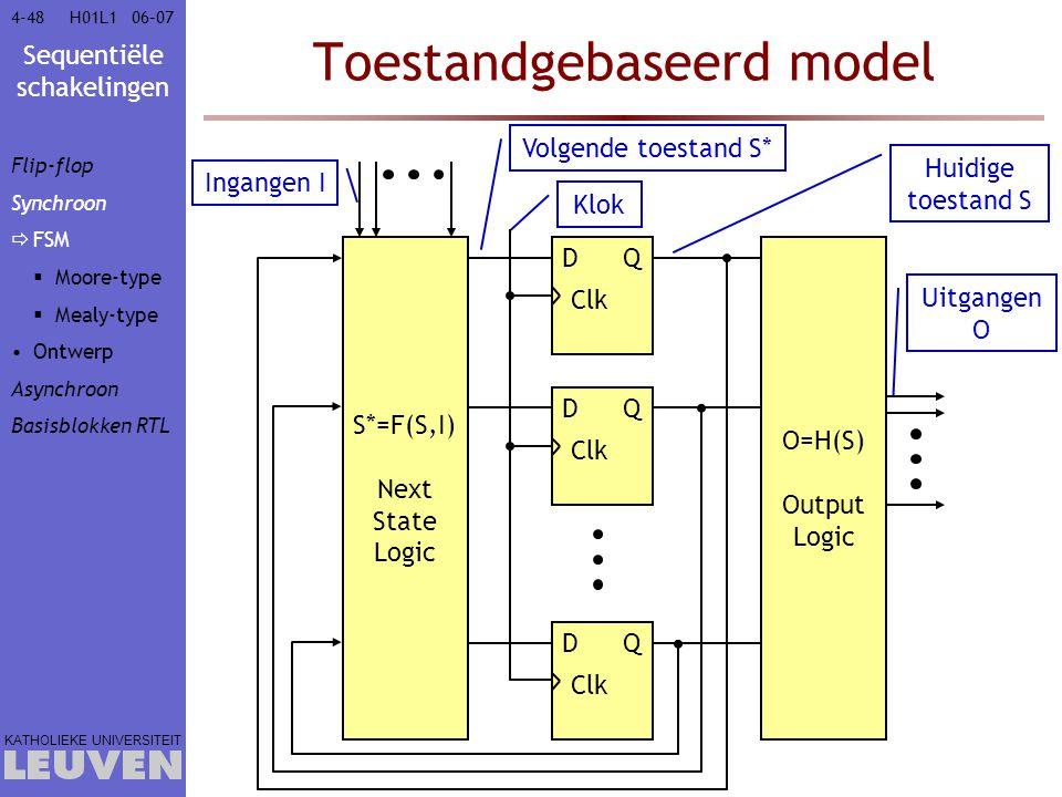 Toestandgebaseerd model