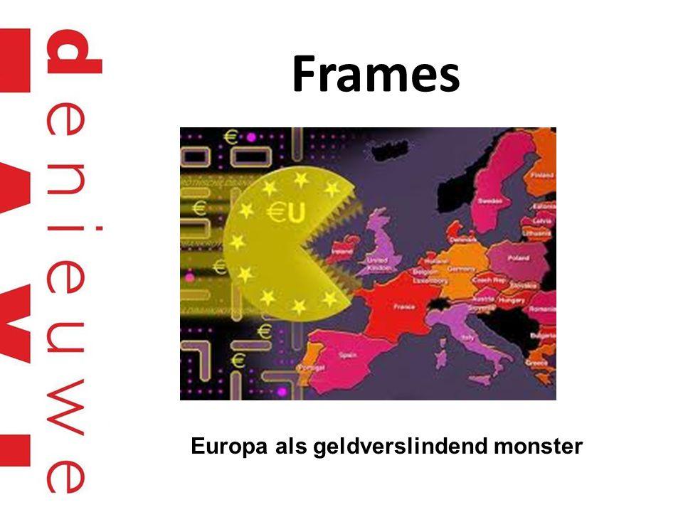 Europa als geldverslindend monster