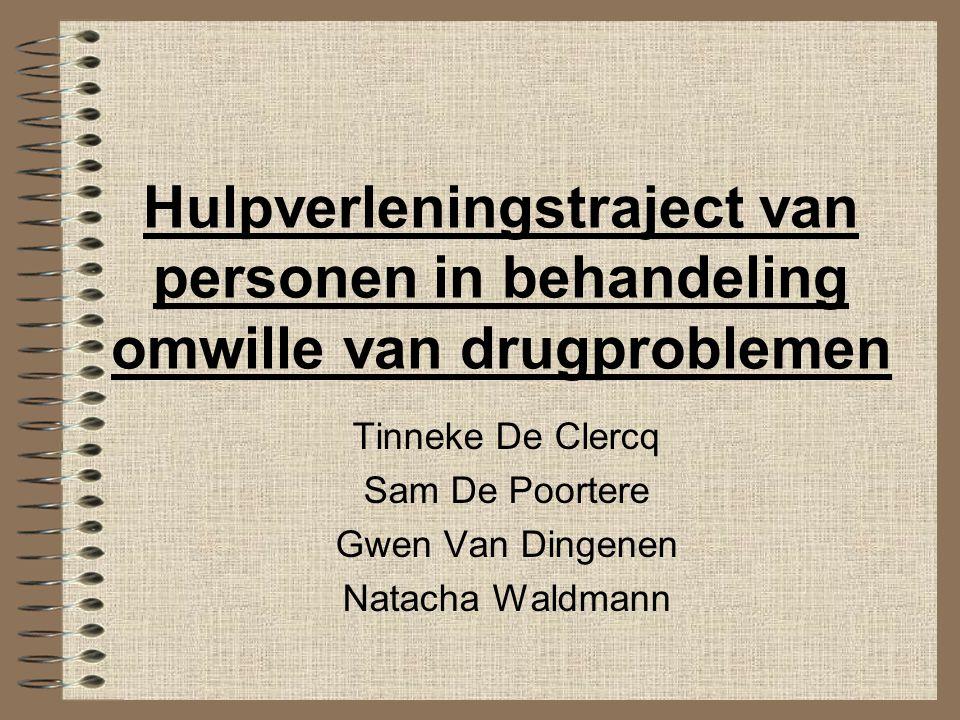 Tinneke De Clercq Sam De Poortere Gwen Van Dingenen Natacha Waldmann