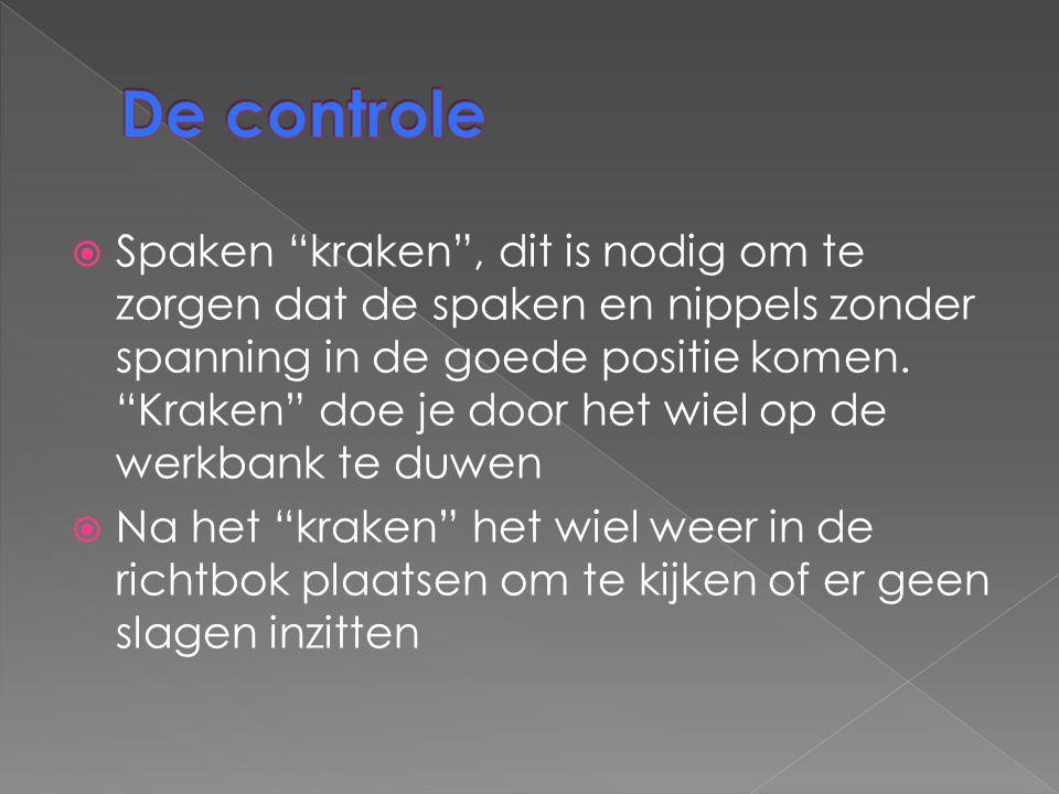 De controle