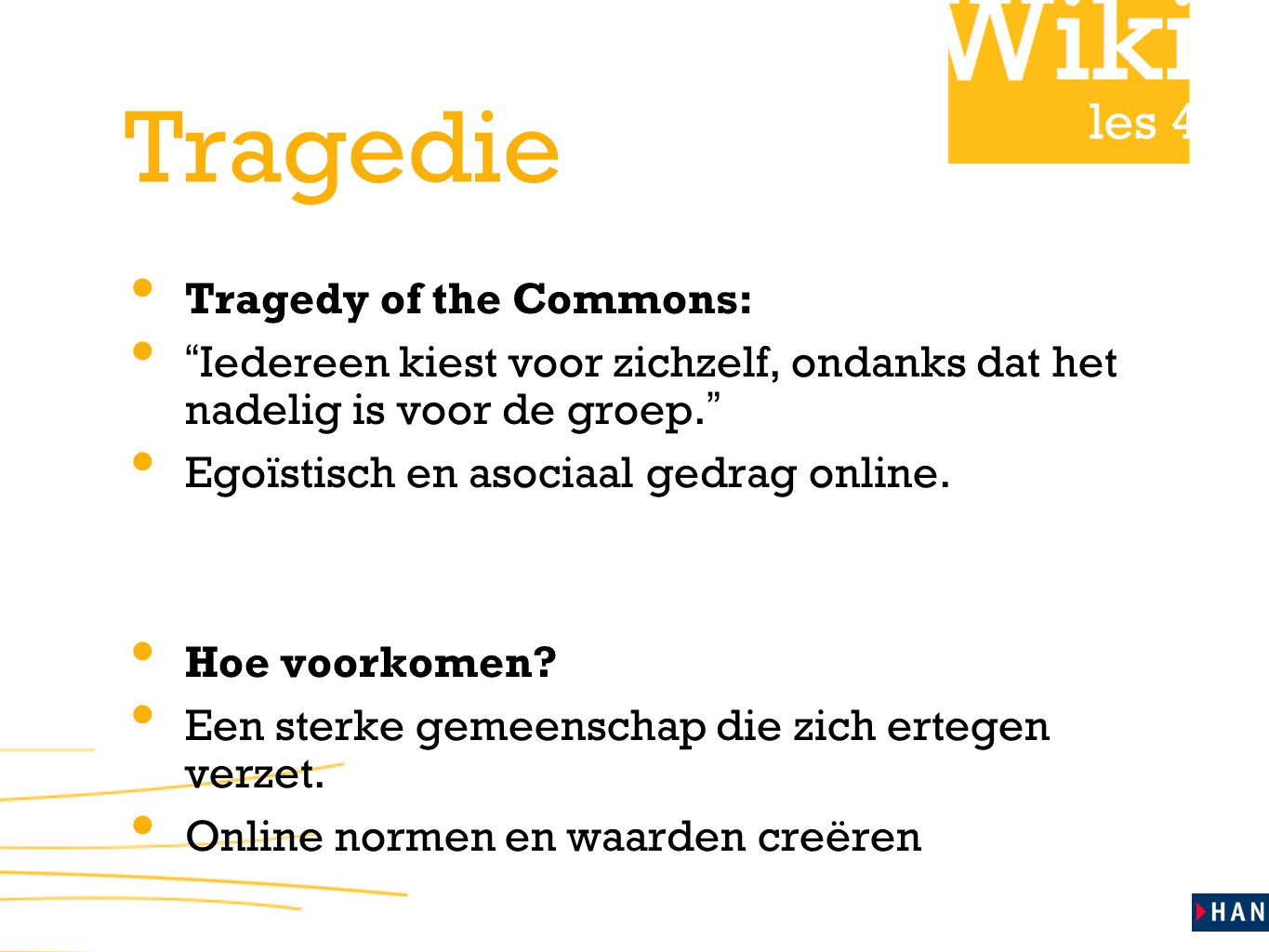 Tragedie Tragedy of the Commons: