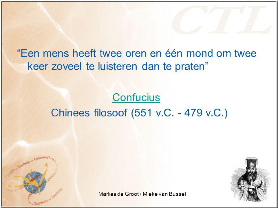 Chinees filosoof (551 v.C. - 479 v.C.)