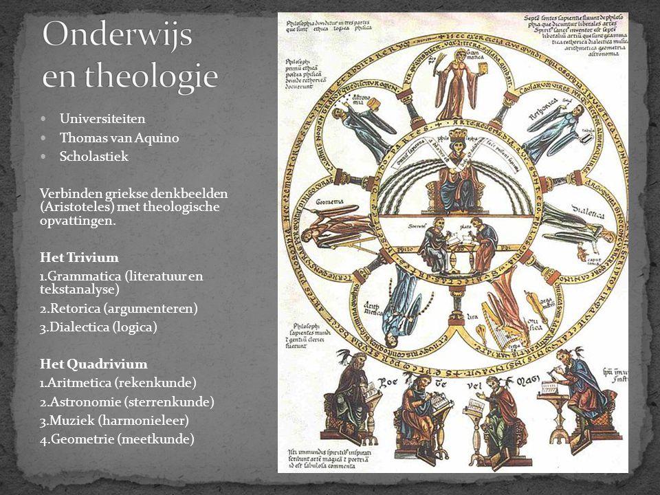 Onderwijs en theologie