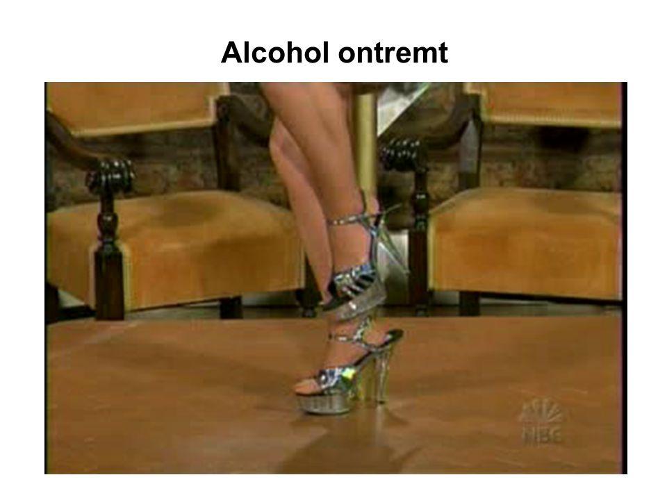 Alcohol ontremt