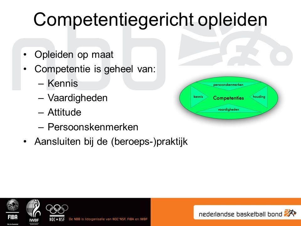 Competentiegericht opleiden