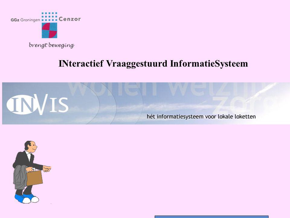 INteractief Vraaggestuurd InformatieSysteem