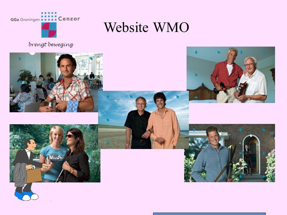 Website WMO brengt beweging