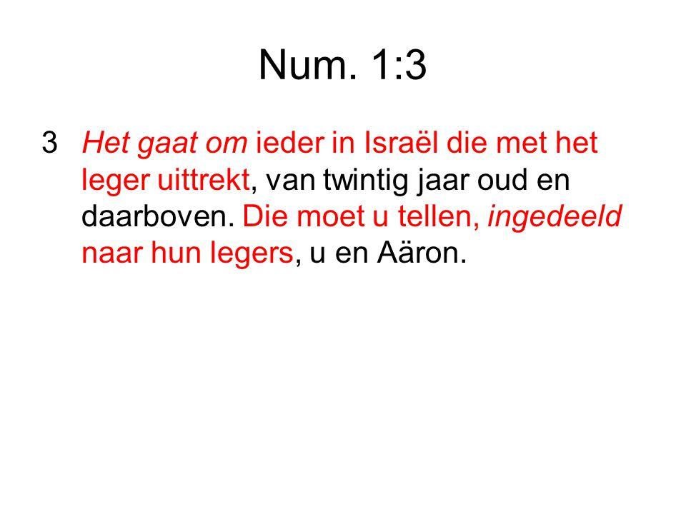 Num. 1:3