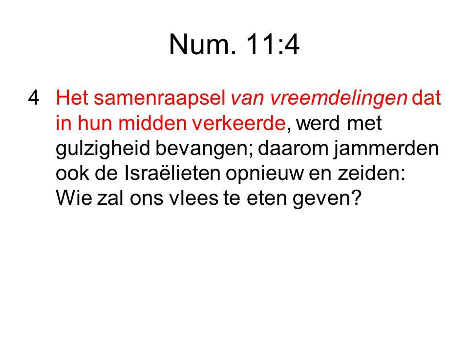 Num. 11:4