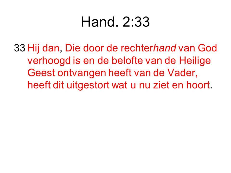 Hand. 2:33