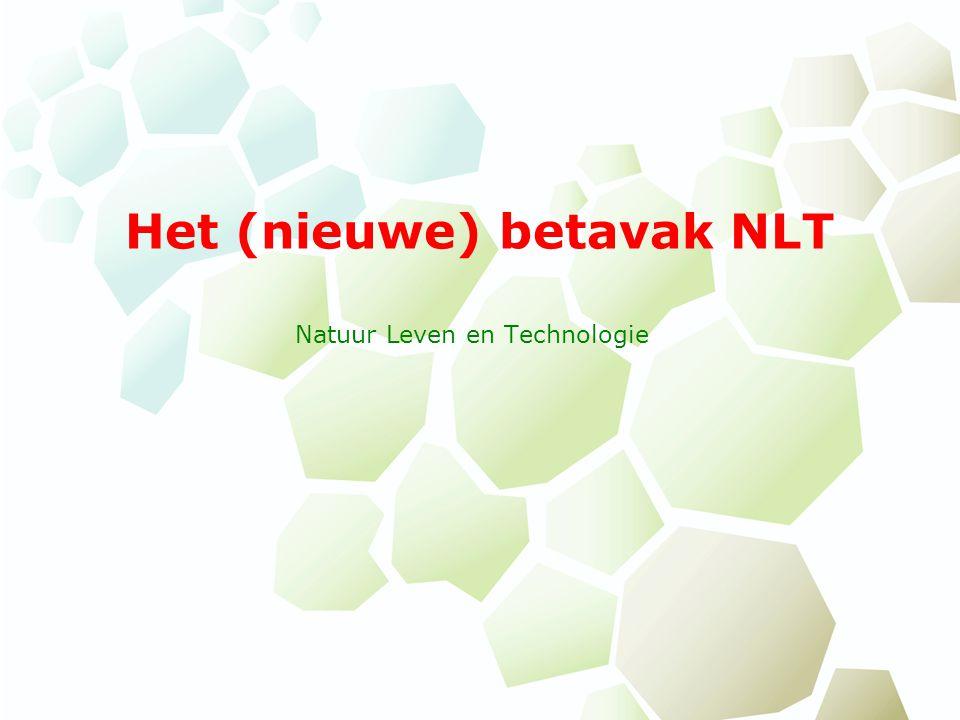 Het (nieuwe) betavak NLT