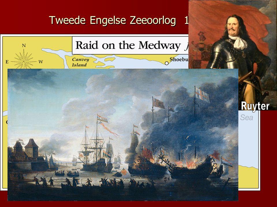 Tweede Engelse Zeeoorlog 1665-1667
