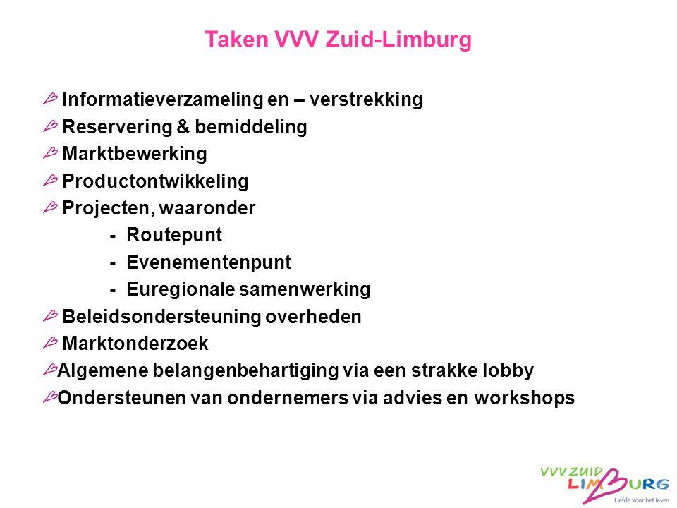 Taken VVV Zuid-Limburg
