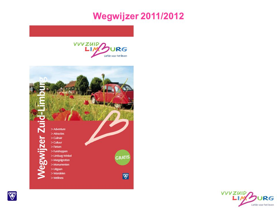 Wegwijzer 2011/2012