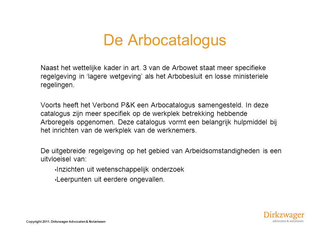 De Arbocatalogus