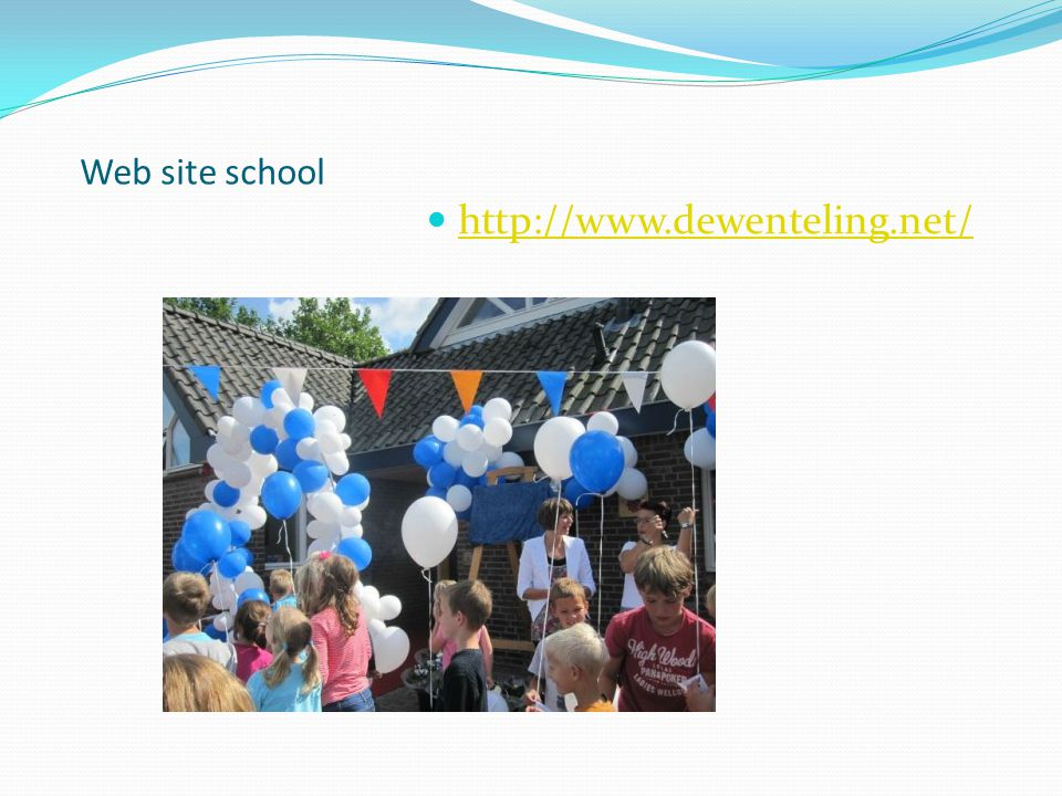 Web site school