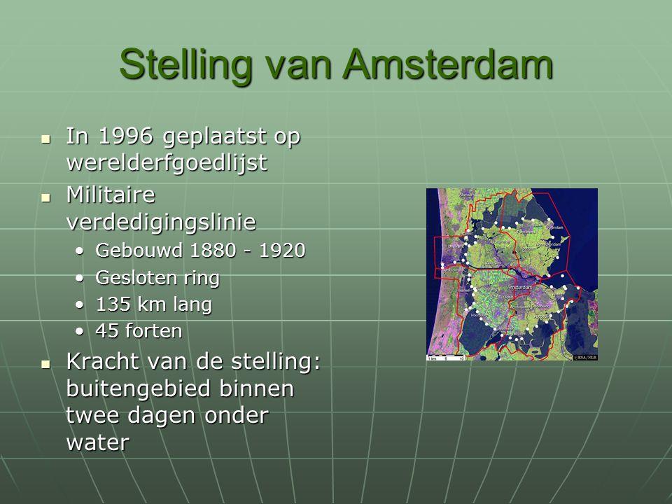 Stelling van Amsterdam