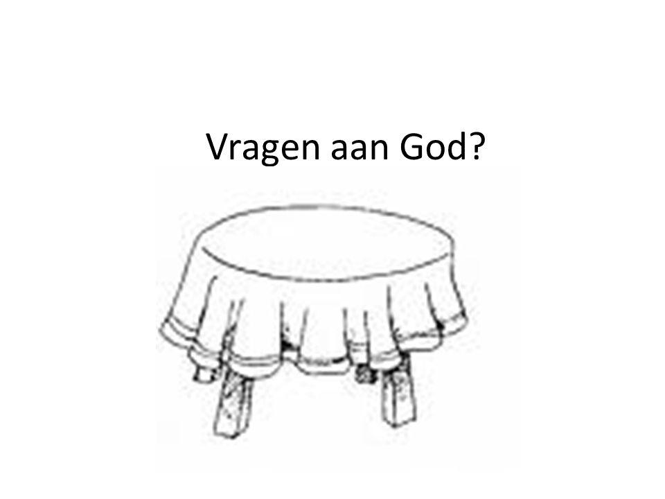 Vragen aan God