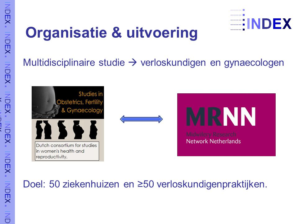 Organisatie & uitvoering