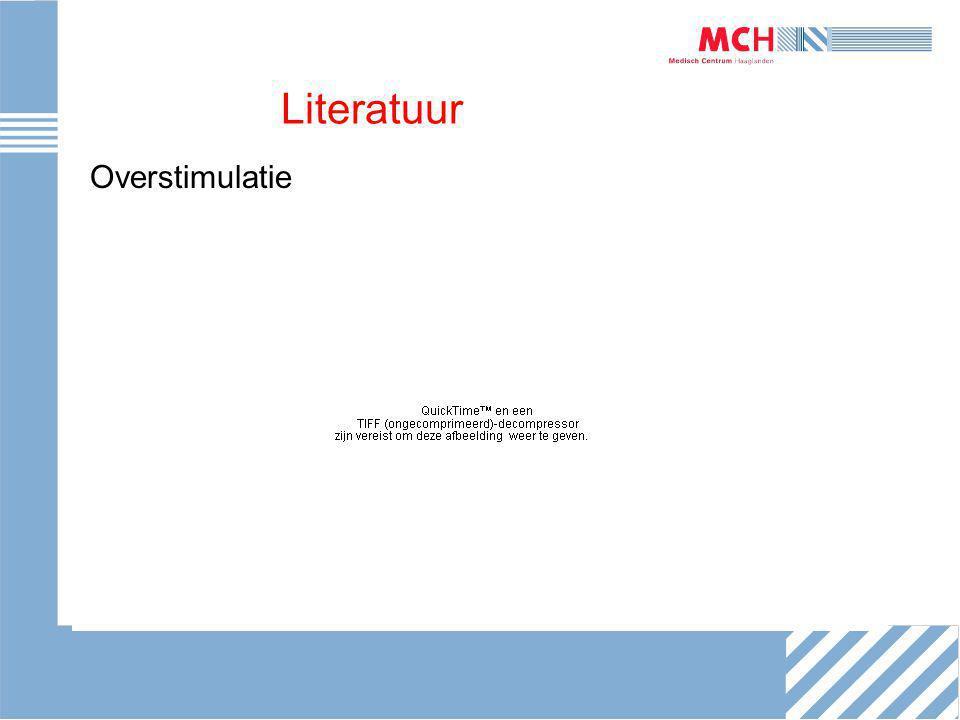 Literatuur Overstimulatie